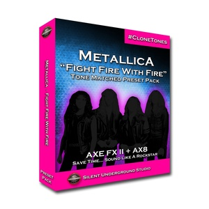Metallica - Fight Fire With Fire (FAS)