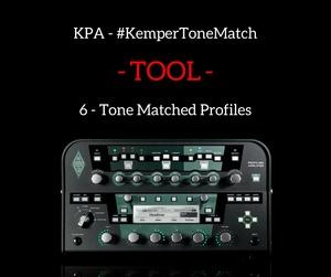 Kemper - Tool Profiles (KPA)