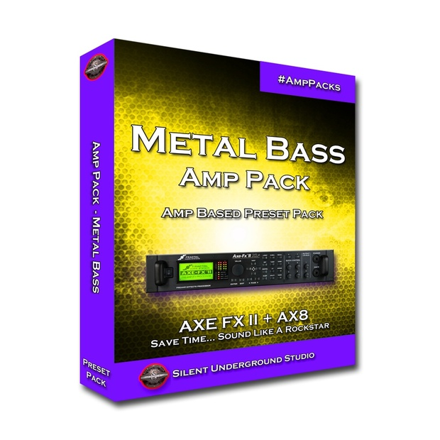 Metal Bass Pack