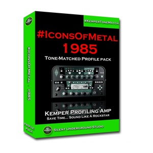 ICONS of METAL - 1985 (KPA)