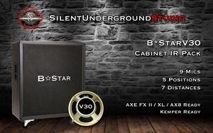 BStarV30 Cab IR Pack (MULTI)