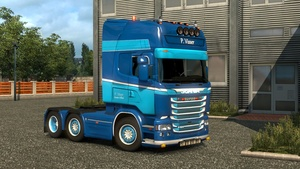 P. Visser Skin Pack for RJL