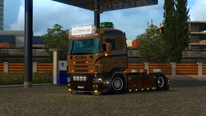 N.A Bloemen Skin for RJL 4-Series