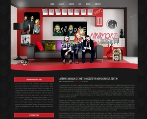 Wordpress premade #1