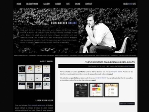 Wordpress premade #6