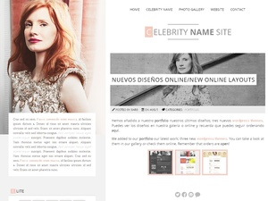 Wordpress premade #9