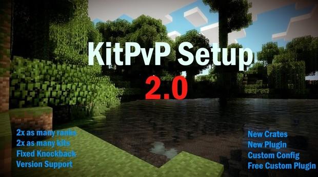 KitPvP Setup 2.0   The Revamp (READ DESC)