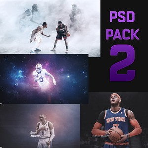 Sports PSD Pack 2
