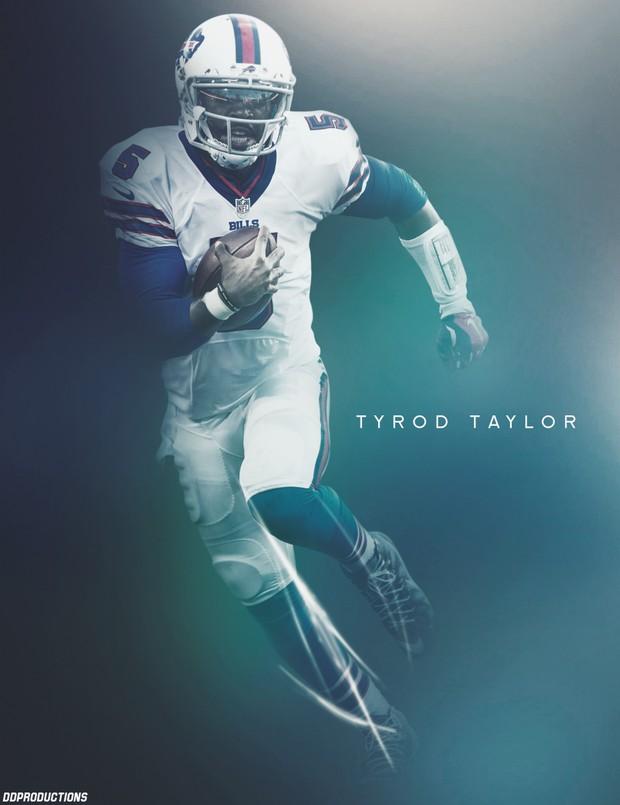 Tyrod Taylor PSD