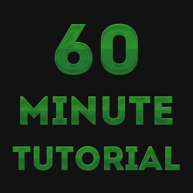 60 Minute Video Tutorial