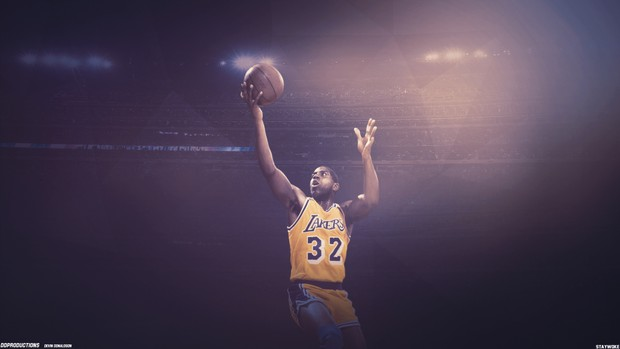 Magic Johnson PSD