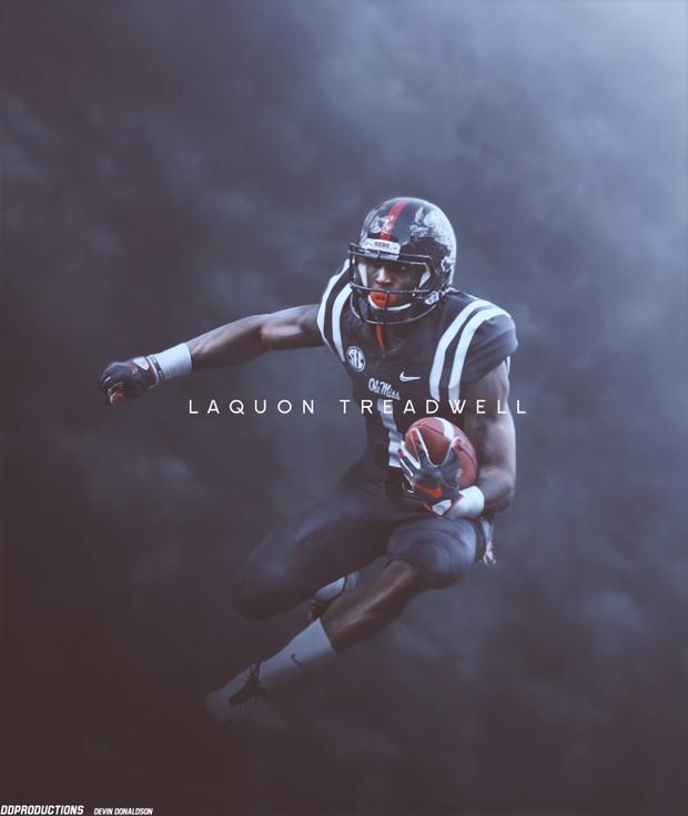 Laquon Treadwell PSD