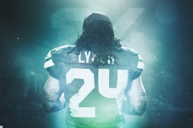 Marshawn Lynch PSD