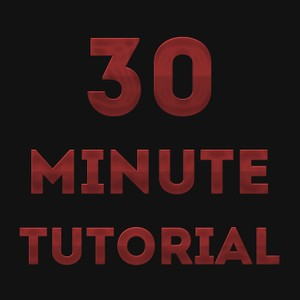 30 Minute Video Tutorial