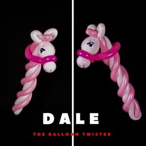 Four-Balloon Stick Pony
