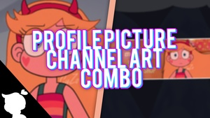 Channel art & Profile picture