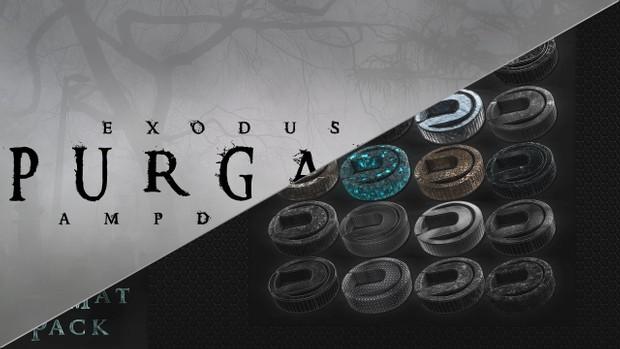 Purgatory Pack + Dual Mat Pack