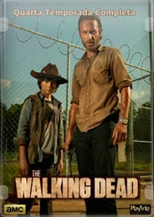 The Walking Dead: 4ª Temporada - Edilson Vieira