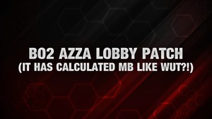 BO2: Calculated Match Bonus Patch for Xbox!