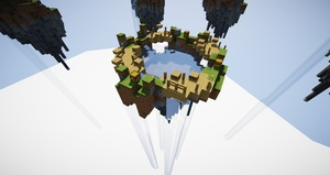 Nature/Forest/pond Theme Skywars Map! VERY CHEAP