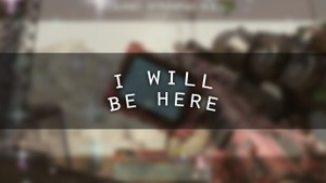 I WILL BE HERE - Project File (AE)