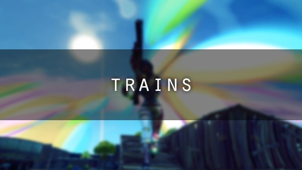 TRAINS - Project File (AE)