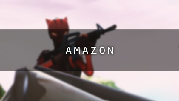 AMAZON - Project File (AE)