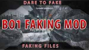 BO1 Faking Mod