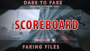 MW2 Scoreboard Overlay