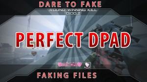 Perfect DPAD Overlay