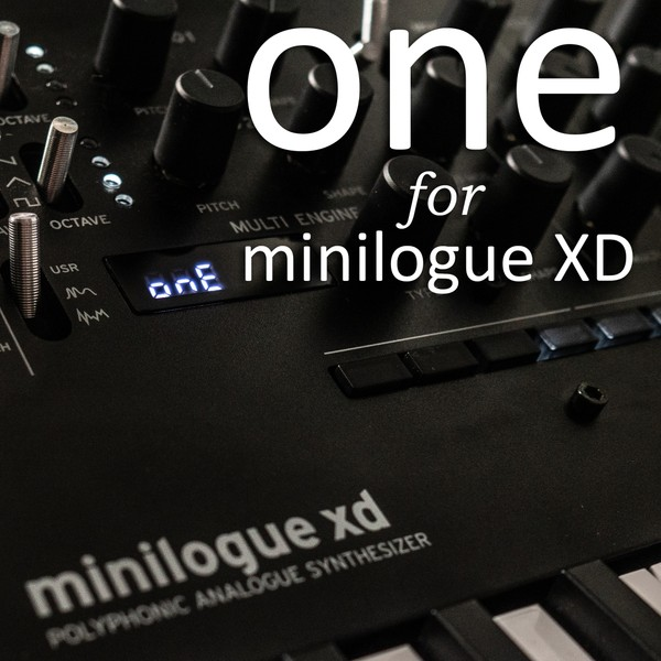 ONE for Minilogue XD