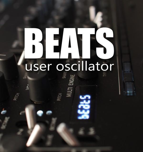 BEATS User Oscillator (NTKDIG)