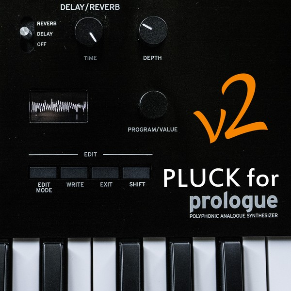 Pluck v2 for Prologue