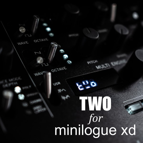 TWO for Minilogue XD