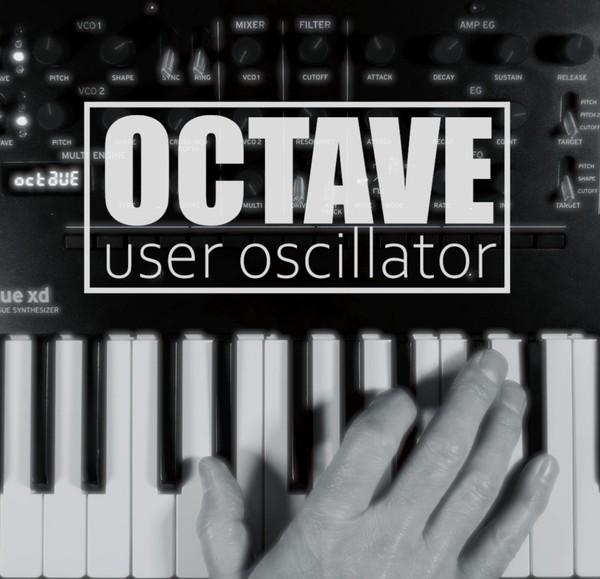 OCTAVE User Oscillator (PRLG)