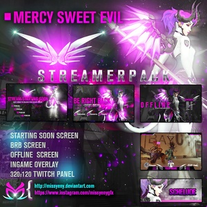 Imp Mercy Stream Pack