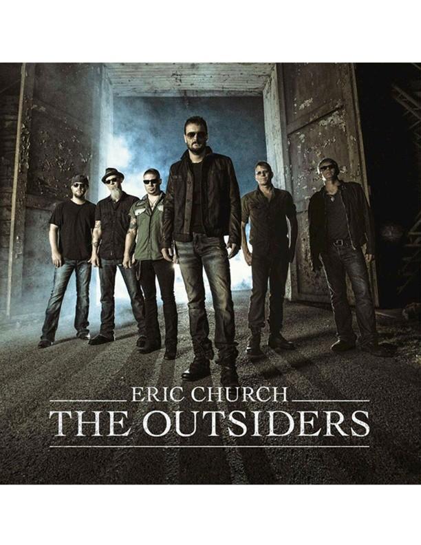 Eric Church - The Outsiders - Bass Transcription / Bass Tab
