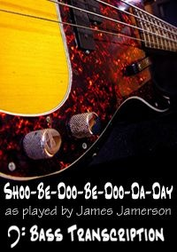 Shoo-Be-Doo-Be-Doo-Da-Day - Stevie Wonder (Bass: James Jamerson)