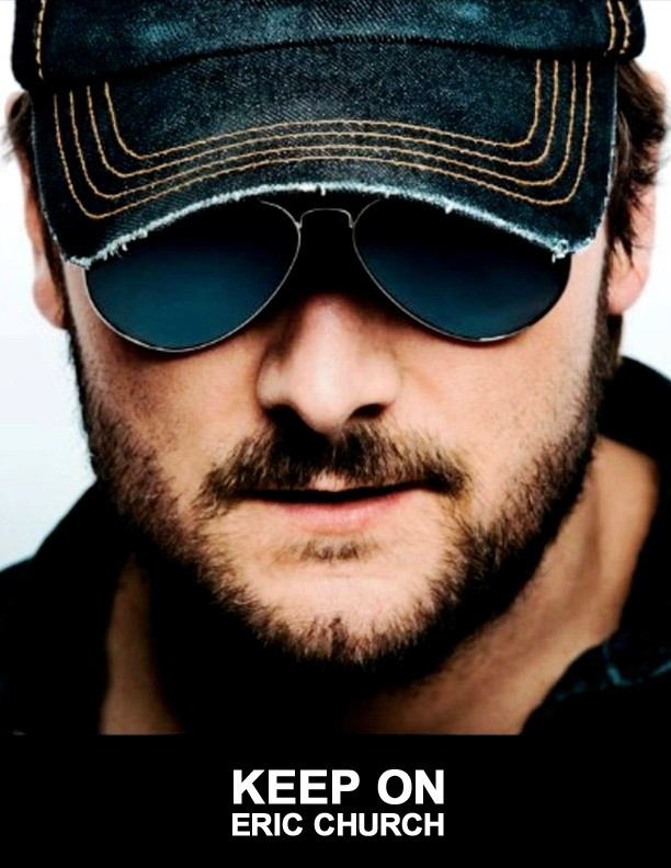 Eric Church - Keep On - Note-for-Note Bass Transcription / Bass Tab