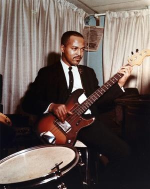 Ain't No Mountain High Enough - James Jamerson Bass Transcription / Bass TAB
