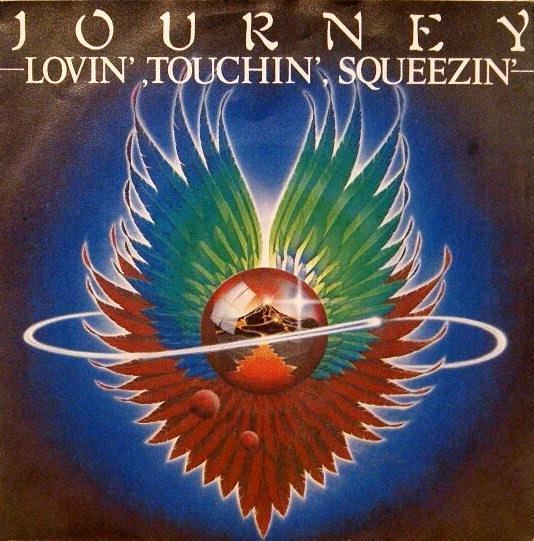 Journey - Lovin', Touchin', Squeezin' - Bass Transcription / Bass TAB