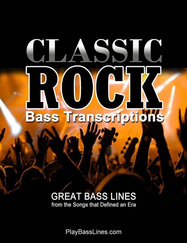 Classic Rock Bass Vol. 1