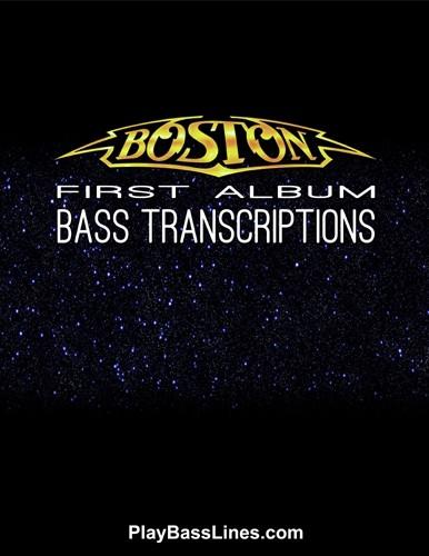 Boston - First Album - Bass Transcriptions