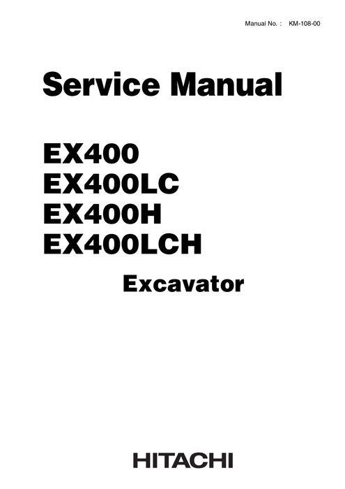 Komatsu PC100-5 PC120-5 PC120-5 MIGHTY 28001, 30001, 3