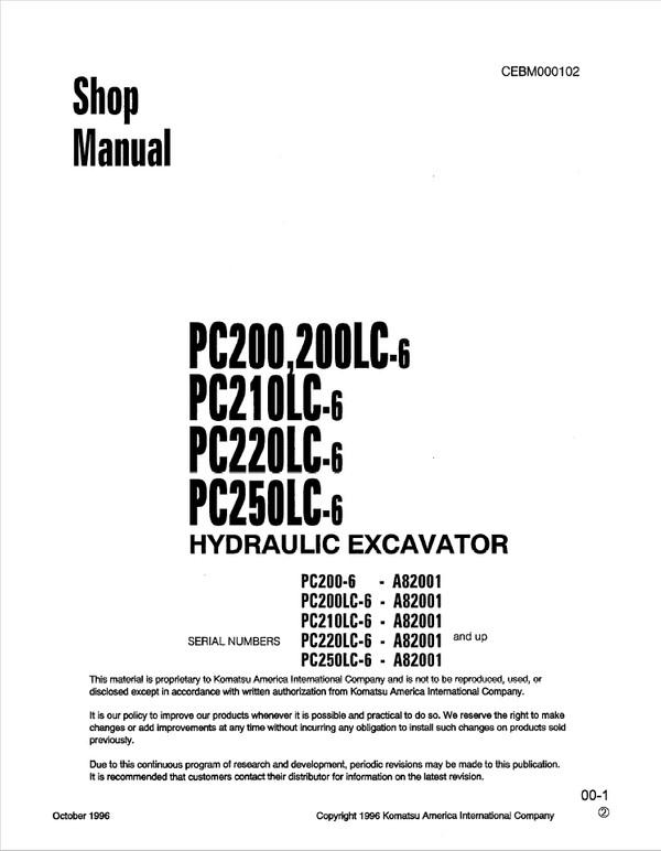 Fiat Kobelco D150 Tier 2 Crawler Dozer Workshop Manual