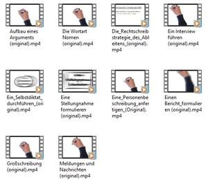 10 Lernvideos (ohne Branding) Vol. 1