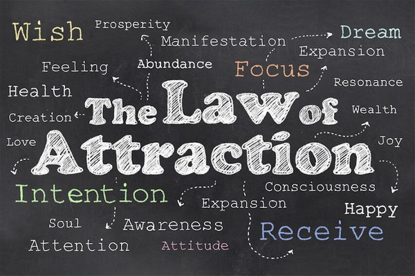 The Law Of Attraction Guide