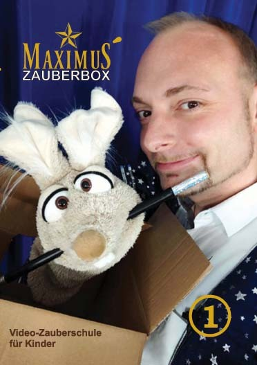 Maximus´ Zauberbox Teil 1 (Language: German)