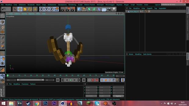 RyanFX Bow Rig V2 (Cinema4D)