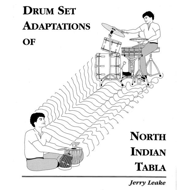 Drum Set Adaptations of North Indian Tabla